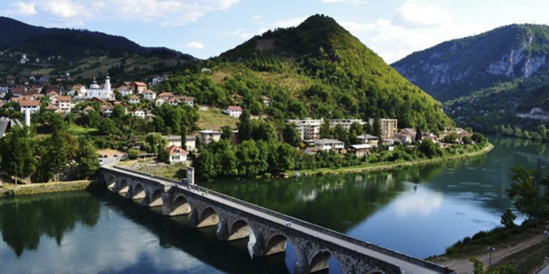 Destinacija Drina Višegrad UNESCO